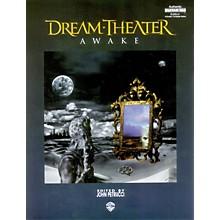 Hal Leonard Dream Theater Awake Guitar Tab Book