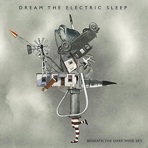 Alliance Dream the Electric Sleep - Beneath The Dark Wide Sky