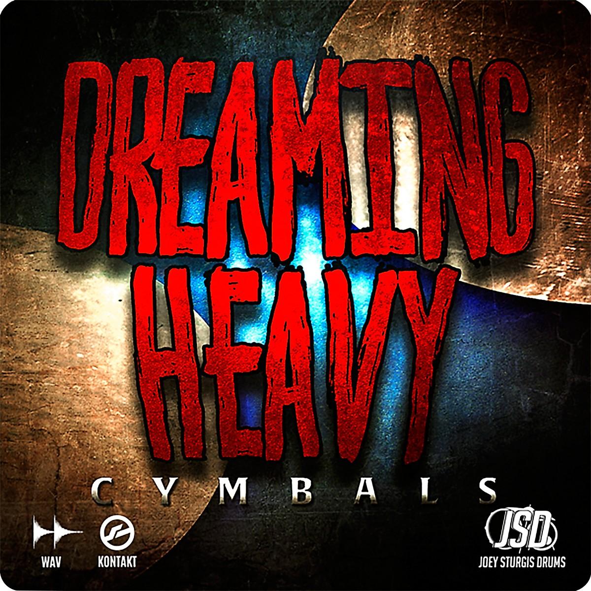 Joey Sturgis Drums Dreaming Heavy Cymbal Sample Pack