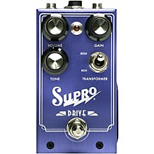 Supro Drive Guitar Effects Pedal