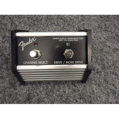 Fender Drive Pedal/channel Selector Effect Pedal