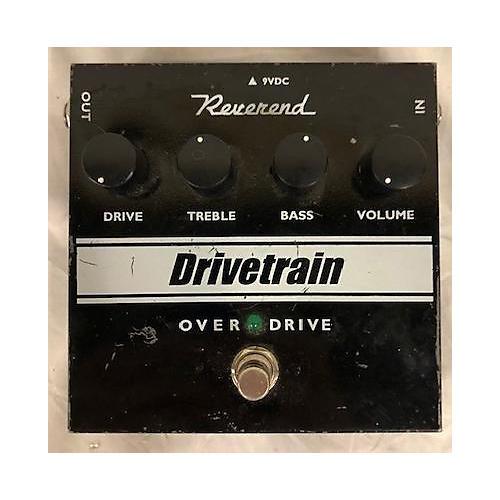 Reverend Drivetrain Effect Pedal