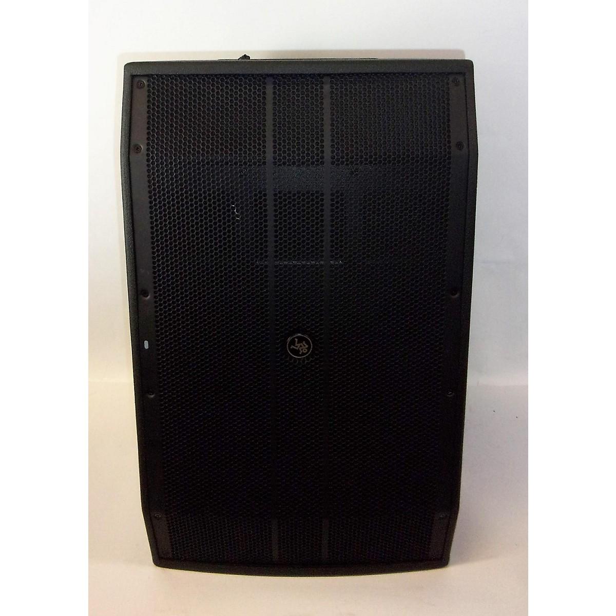 Mackie Drm12a Powered Speaker