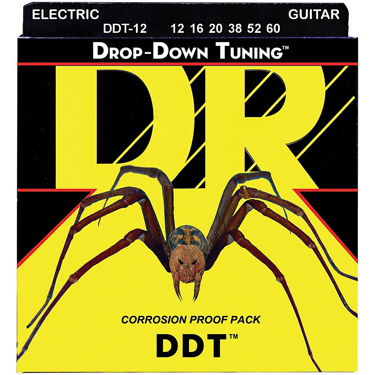 DR Strings Drop-Down Tuning XX-Heavy Guitar Strings