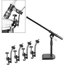 microphone clips cl s guitar center Casio Keyboard Notes musician s gear drum microphone mounting kit