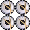 AIM Drum Practice Pad Vinyl Coaster 4 Pack thumbnail