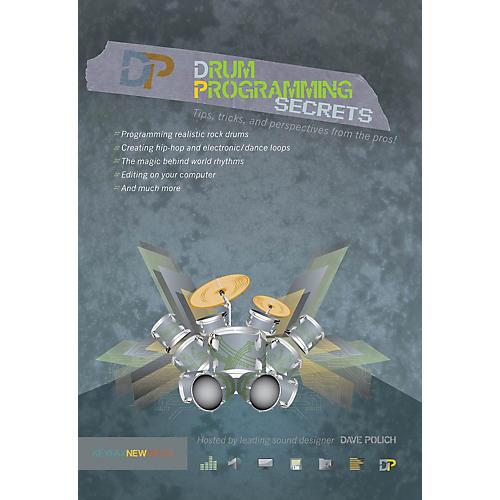 Keyfax Drum Programming Secrets DVD Series DVD Written by Various