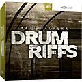 Toontrack Drum Riffs MIDI Expansion thumbnail