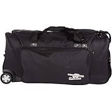 Drum Seeker Tilt-N-Pull Companion Bag Black 36x14.5x12.5