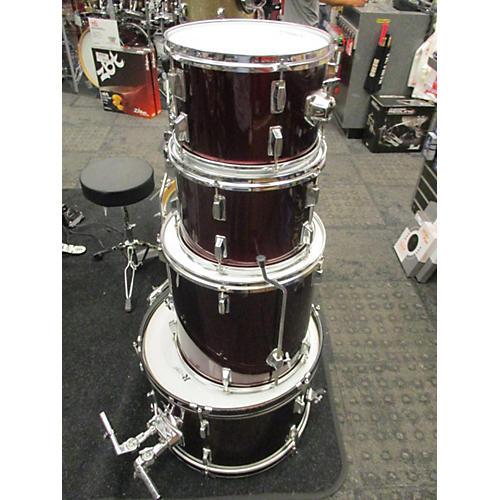 used rogers drum set drum kit guitar center. Black Bedroom Furniture Sets. Home Design Ideas