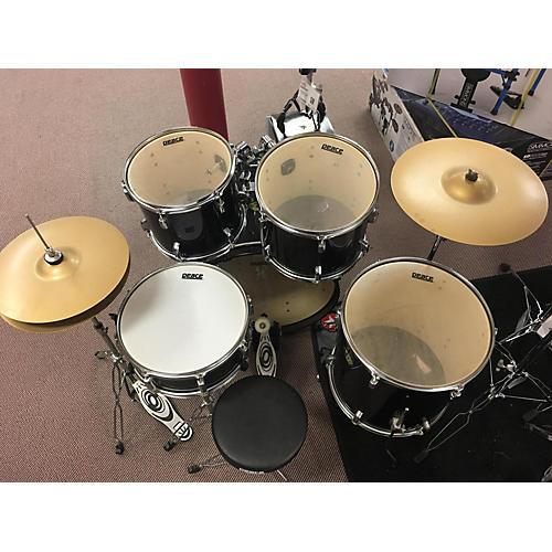 used peace drum set drum kit guitar center. Black Bedroom Furniture Sets. Home Design Ideas