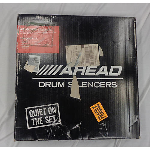 Ahead Drum Silencers Pack Impact Badge