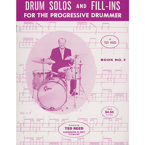 Alfred Drum Solos and Fill-Ins Book 2