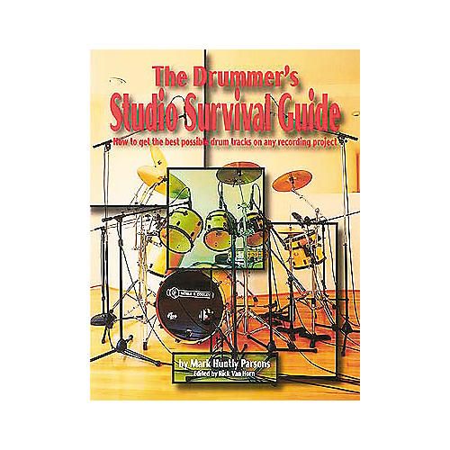 Hal Leonard Drum Studio Survival Guide