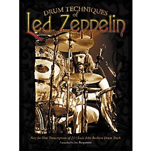 Alfred Drum Techniques of Led Zeppelin (Book)