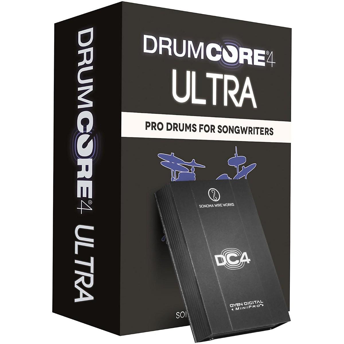 Sonoma Wire Works DrumCore 4 Ultra