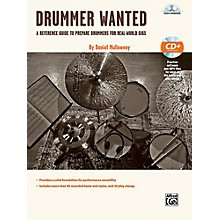 Alfred Drummer Wanted - Book & CD
