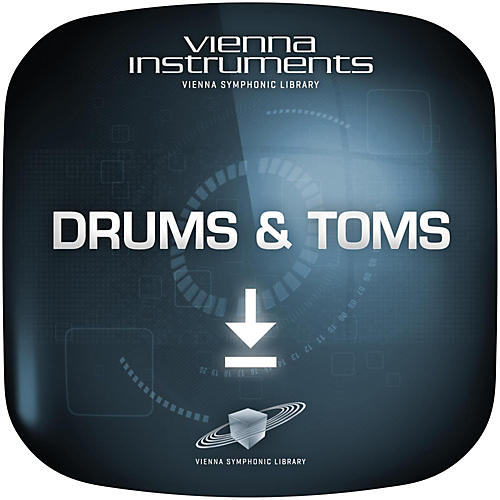 Vienna Instruments Drums & Toms Upgrade To Full Library