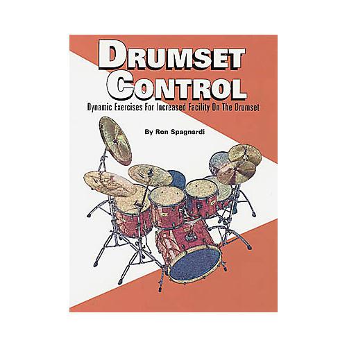 Hal Leonard Drumset Control Book