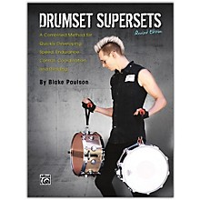 Alfred Drumset Supersets Book