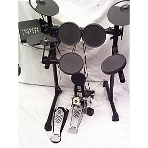 Used yamaha dtx430 k electric drum set guitar center for Electric drum set yamaha