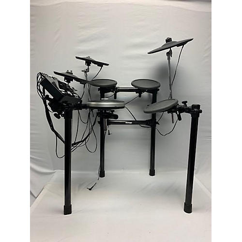 used yamaha dtx502 electric drum set guitar center. Black Bedroom Furniture Sets. Home Design Ideas