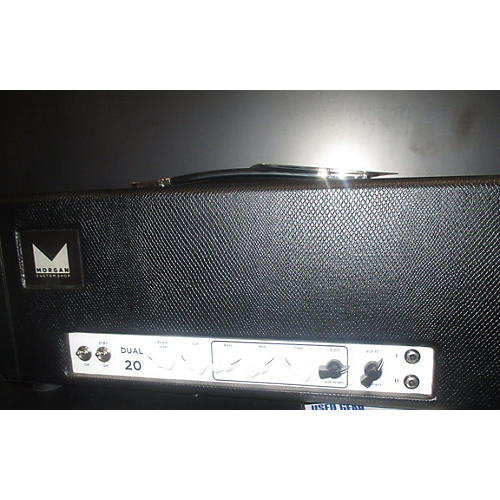 Morgan Dual 20 Custom Shop Tube Guitar Amp Head