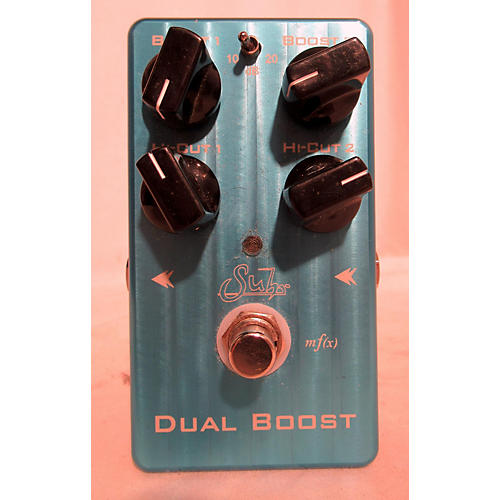 Suhr Dual Boost Effect Pedal