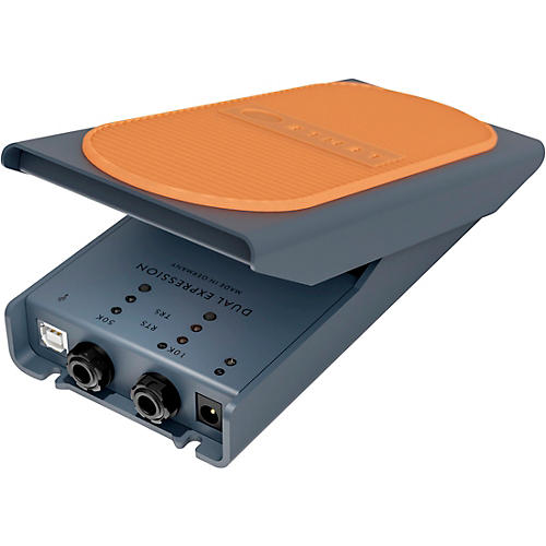 Lehle Dual Expression Pedal