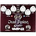 Wampler Dual Fusion Tom Quayle Signature thumbnail