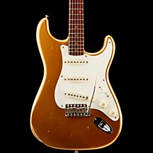 Dual Mag Relic Stratocaster Rosewood Neck  - Custom Built - Namm Limited Edition Aged HLE Gold