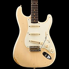 Dual Mag Relic Stratocaster Rosewood Neck  - Custom Built - Namm Limited Edition Vintage Blonde