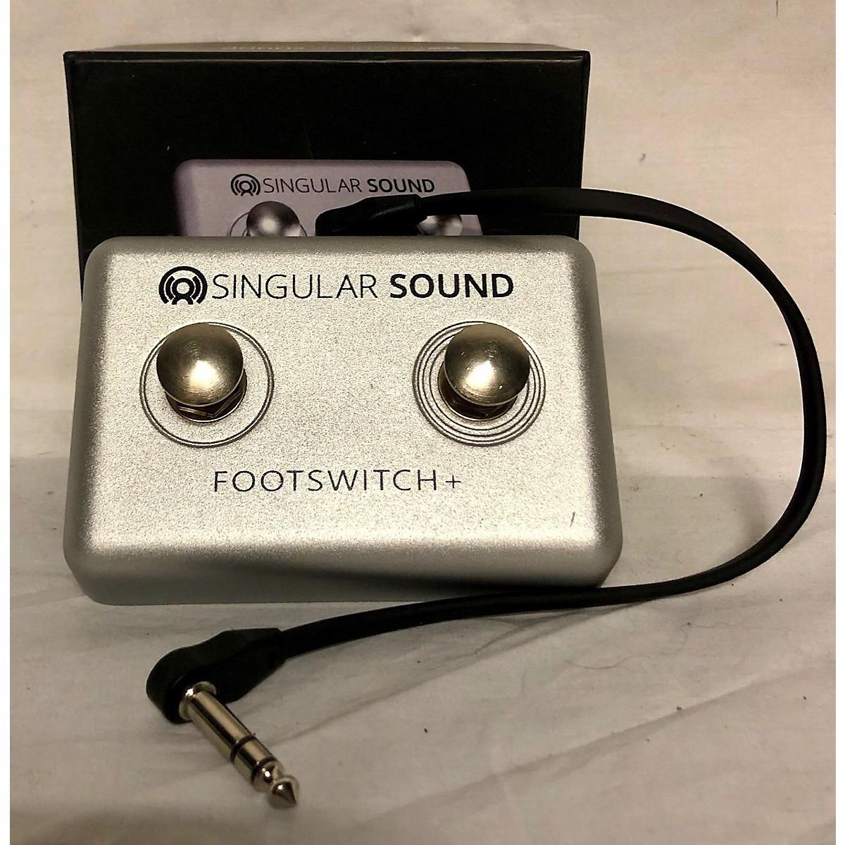 Singular Sound Dual Momentary Footswitch Footswitch