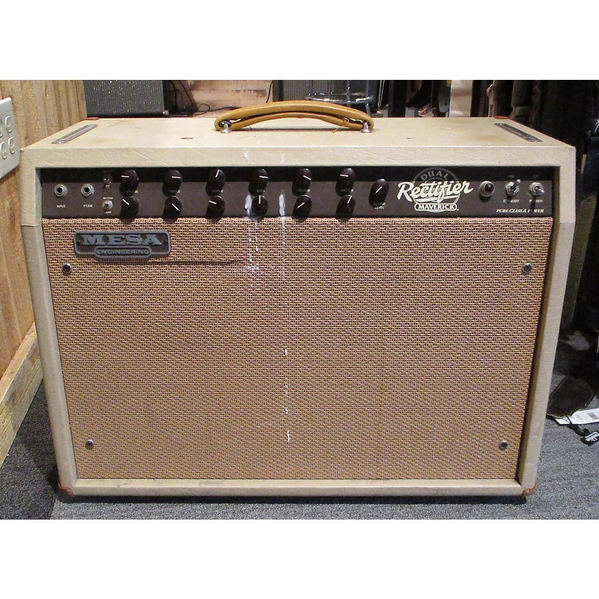 Mesa Boogie Dual Rectifier Maverick 2x12 Tube Guitar Combo Amp