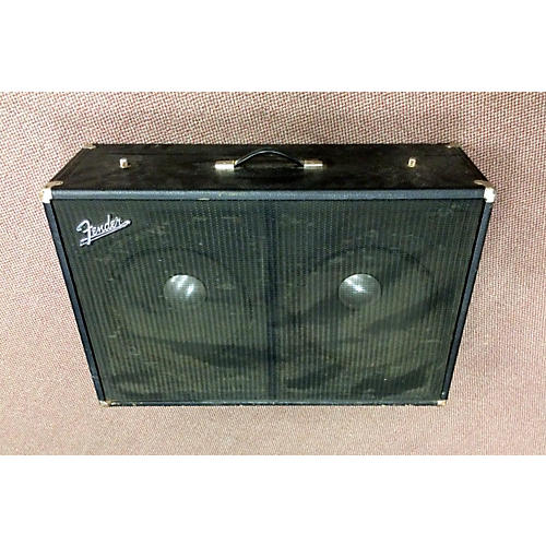 Fender Dual Showman 2x15 Cabinent Guitar Cabinet