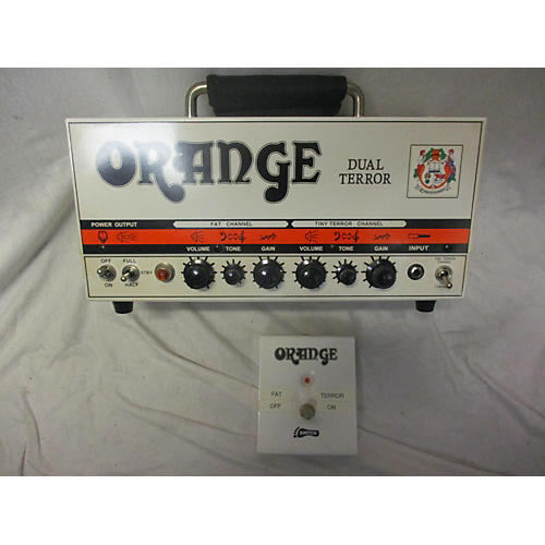 Orange Amplifiers Dual Terror Tube Guitar Amp Head