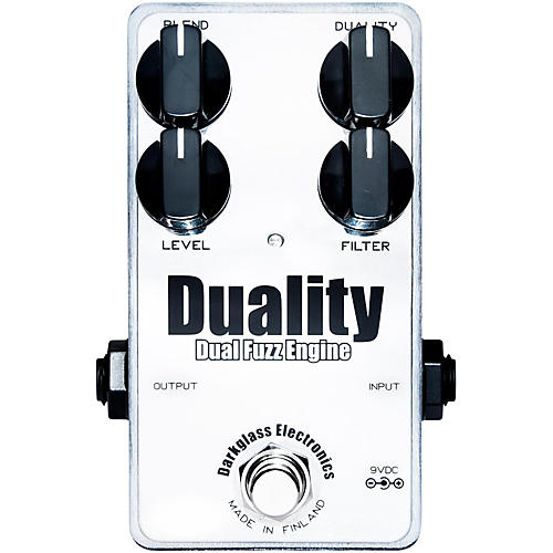 Darkglass Duality - Dual Fuzz Engine Guitar Effects Pedal