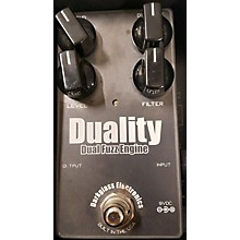 Darkglass Duality Dual Fuzz Engine Effect Pedal