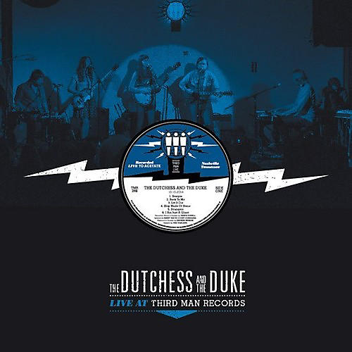 Alliance Duchess & the Duke - Live at Third Man