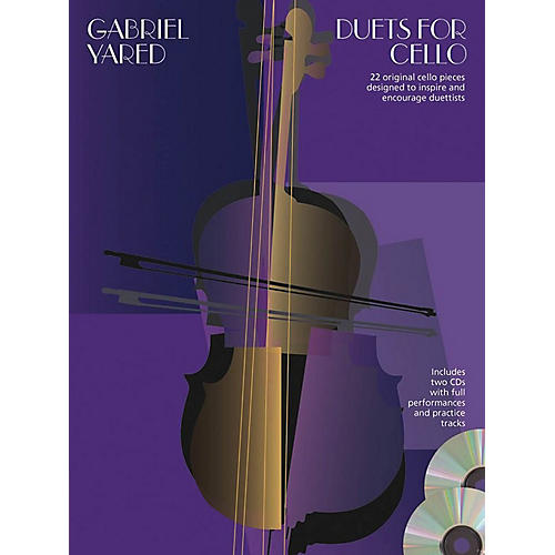Chester Music Duets for Cello Music Sales America Series Softcover with CD