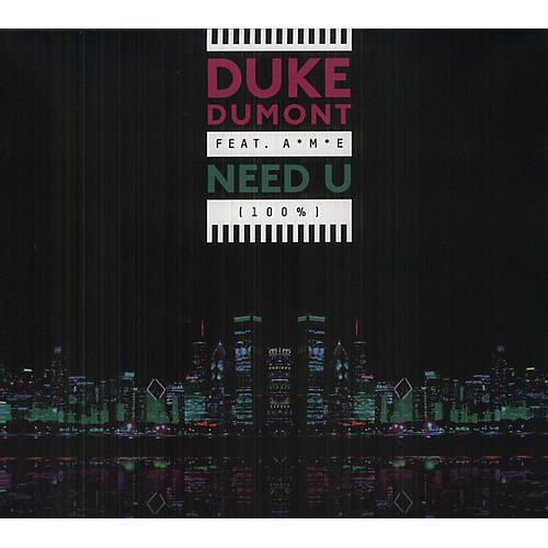 Alliance Duke Dumont - Need U (100%)' EP