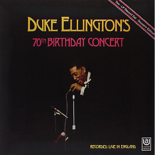 Alliance Duke Ellington - 70th Birthday Concert