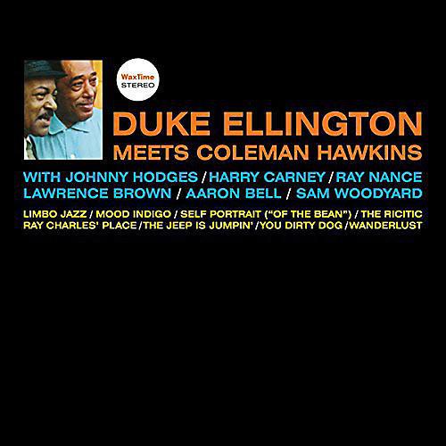 Alliance Duke Ellington - Duke Ellington Meets Coleman Hawkins
