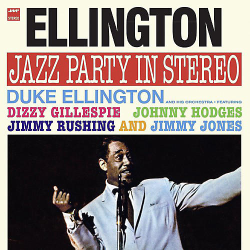 Alliance Duke Ellington - Jazz Party in Stereo