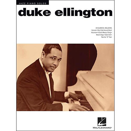 Hal Leonard Duke Ellington - Jazz Piano Solos Series Volume 9