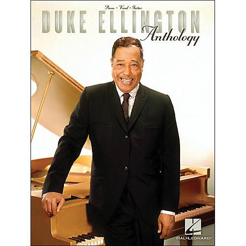 Hal Leonard Duke Ellington Anthology arranged for piano, vocal, and guitar (P/V/G)