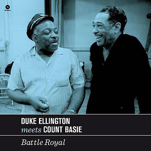 Alliance Duke Ellington Meets Count Basie - Battle Royal