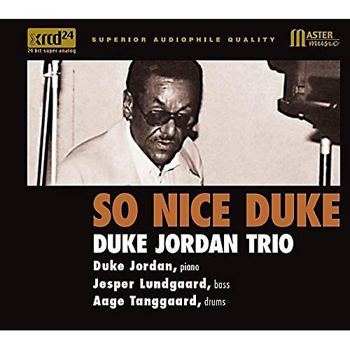 Alliance Duke Jordan - So Nice Duke