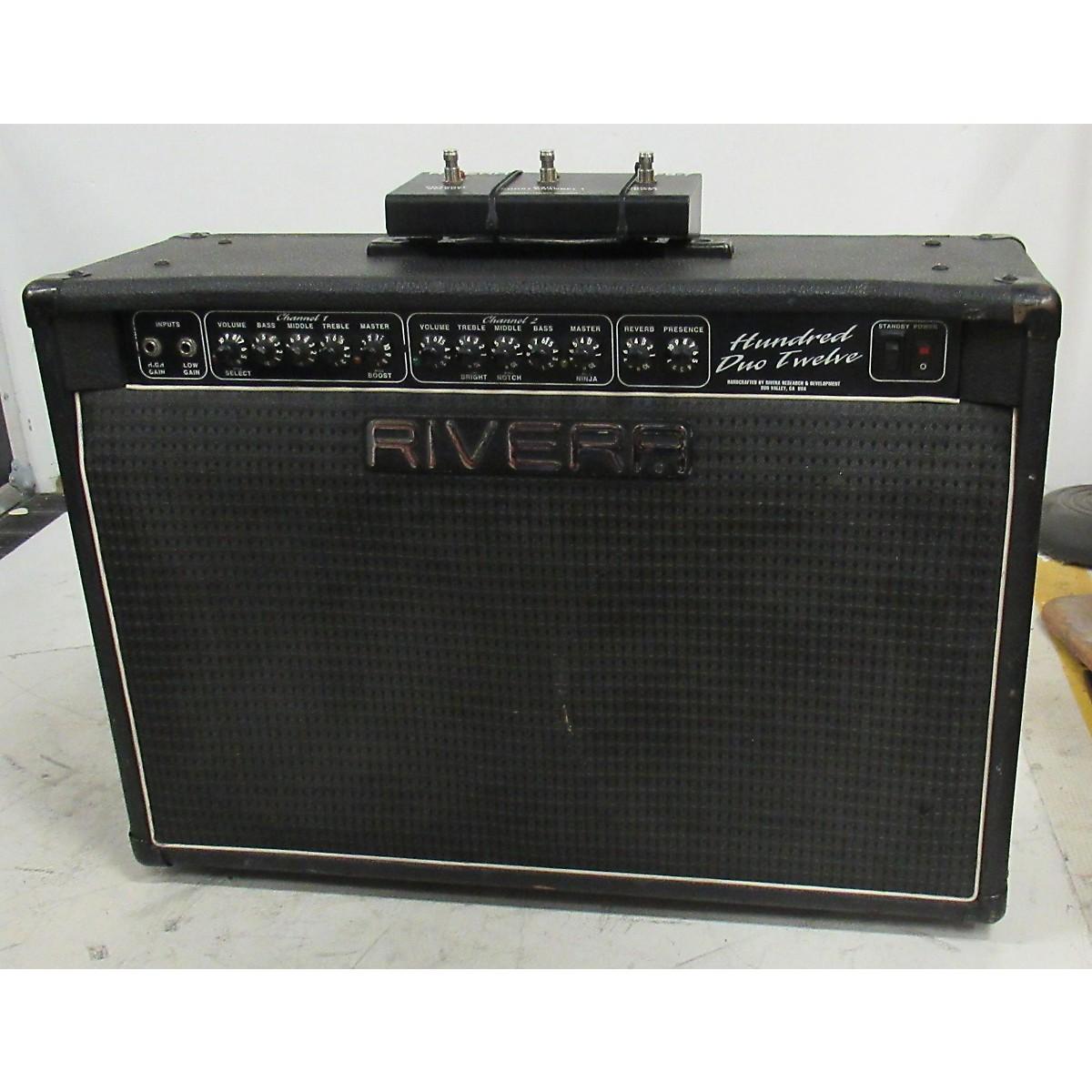 Rivera Duo Twelve 212 Tube Guitar Combo Amp