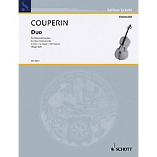 Schott Duo in G Major (Performance Score) Schott Series Composed by François Couperin